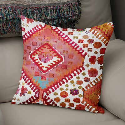 Fitzroy Accent Throw Pillow Size: 18 x 18