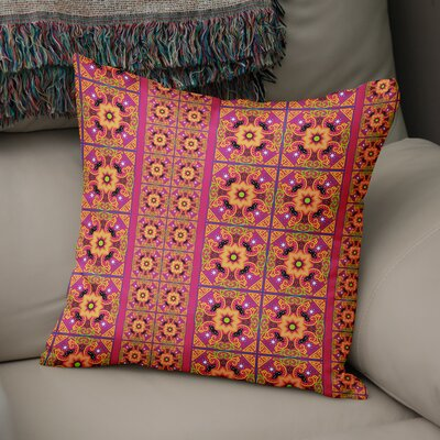 Georgeanna Throw Pillow Size: 18 x 18