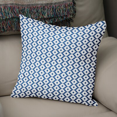 Ginnie Accent Throw Pillow Size: 18 x 18