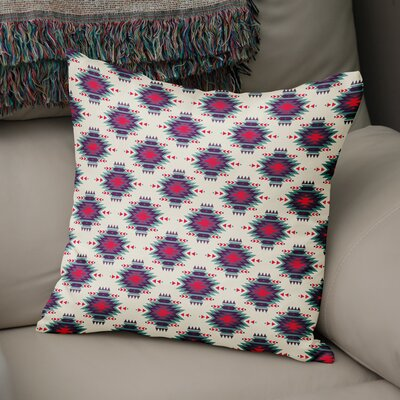 Gilma Accent Throw Pillow Size: 24 x 24