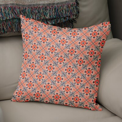 Glenoe Accent Throw Pillow Size: 18 x 18