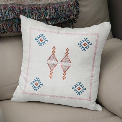 Twentynine Palms Throw Pillow Size: 18 H x 18 W