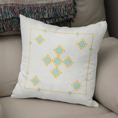 Rancho Palos Verdes Throw Pillow Size: 24 H x 24 W