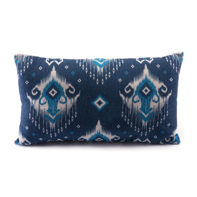 Allis Ikat 1 Lumbar Pillow