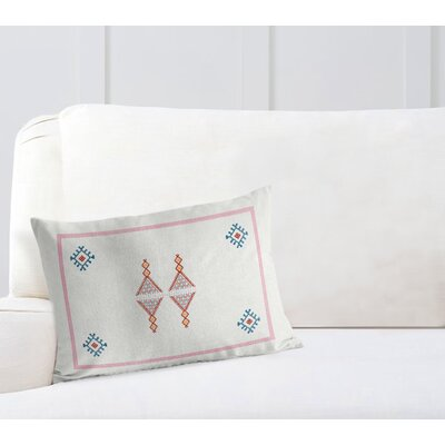 Twentynine Palms Lumbar Pillow Size: 12 H x 16 W