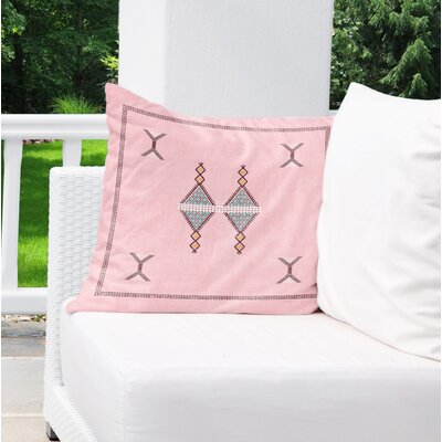 Santa Ana Indoor/Outdoor Throw Pillow Size: 18 H x 18 W