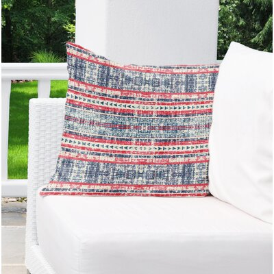 Hagley Outdoor Throw Pillow Size: 26