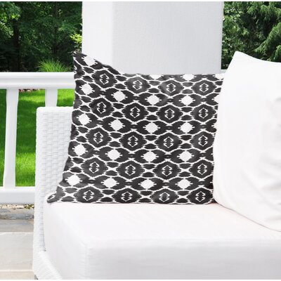 Diahann Indoor/Outdoor Throw Pillow Size: 18 H x 18 W x 6 D