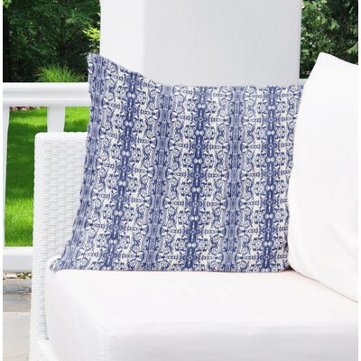 Diamanta Indoor/Outdoor Throw Pillow Size: 18 H x 18 W x 6 D