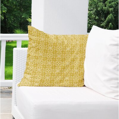 Dian Indoor/Outdoor Throw Pillow Size: 18 H x 18 W x 6 D