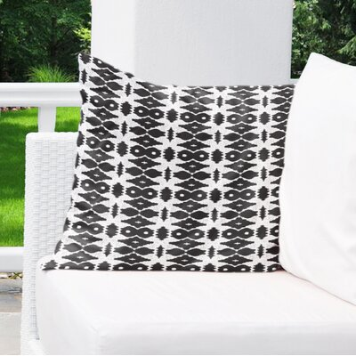 Didier Indoor/Outdoor Throw Pillow Size: 18 H x 18 W x 6 D