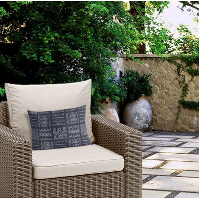 Bellmore Outdoor Lumbar Pillow