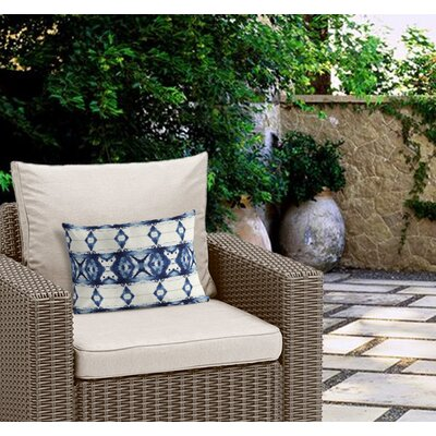 Florine Outdoor Lumbar Pillow