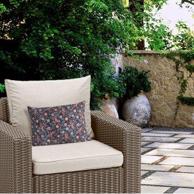 Glendora Outdoor Lumbar Pillow