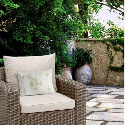 Rancho Palos Verdes Outdoor Lumbar Pillow