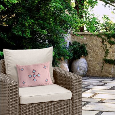 Rancho Mirage Outdoor Lumbar Pillow