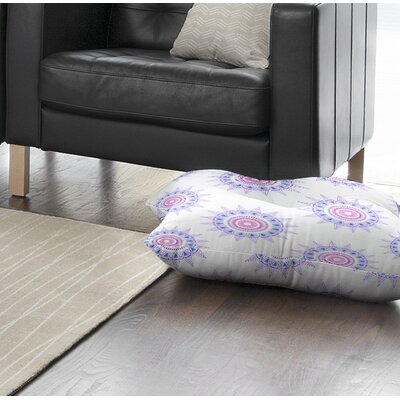 Kangana Square Double Sided Print Floor Pillow