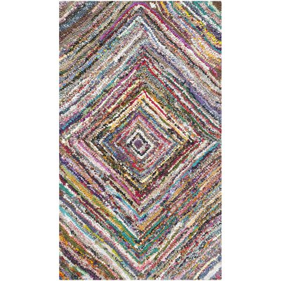 Anaheim Hand-Tufted Area Rug Rug Size: Rectangle 23 x 4