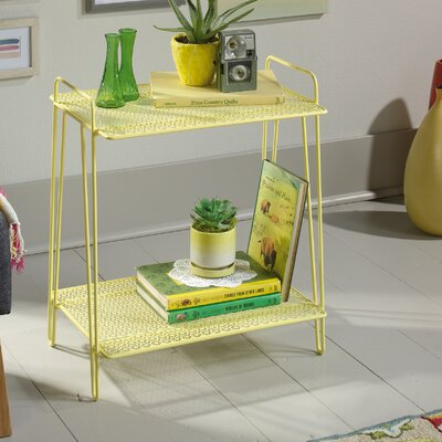 Almelo End Table Color: Yellow