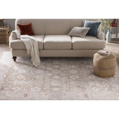 Jared Brown Area Rug Rug Size: Rectangle 8 x 10