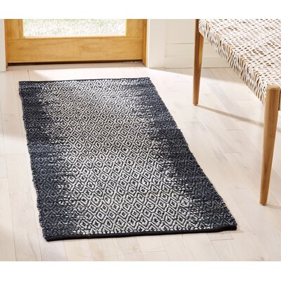 Glostrup Contemporary Hand Tufted Gray Area Rug Rug Size: Runner 23 x 6