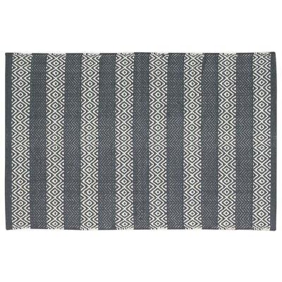 Arapaho Gray Area Rug Rug Size: Rectangle 2 x 3