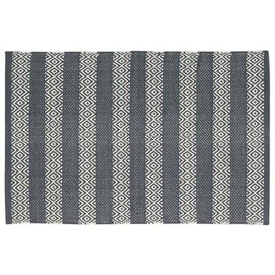 Arapaho Gray Area Rug Rug Size: Rectangle 2 x 3