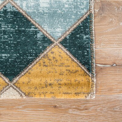 Terrance Cobblestone Area Rug Rug Size: Rectangle 2 x 3