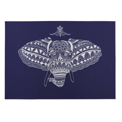 Claribel Majestic Elephant Doormat