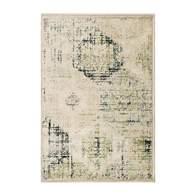 Harford Beige Area Rug Rug Size: Rectangle 2 x 3