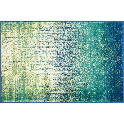 Cedro Blue/Green Area Rug Rug Size: Rectangle 2 x 3