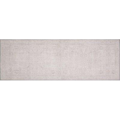 Rakesh Sand Area Rug� Rug Size: Runner 26 x 76