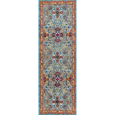 Pennyfield Green Area Rug Rug Size: Runner 28 x 8
