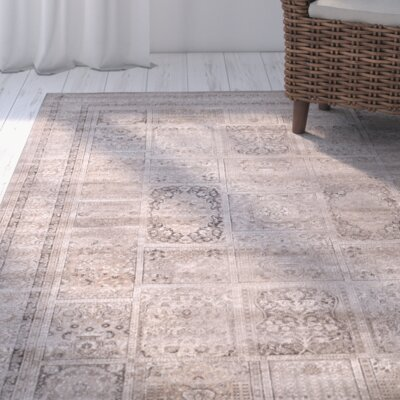 Todd Soft Mocha Area Rug Rug Size: Rectangle 67 x 92