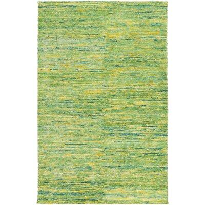 Cadwell Lime Area Rug Rug Size: 8 x 11