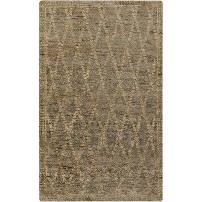 Elvera Beige / Gray Area Rug Rug Size: 2 x 3
