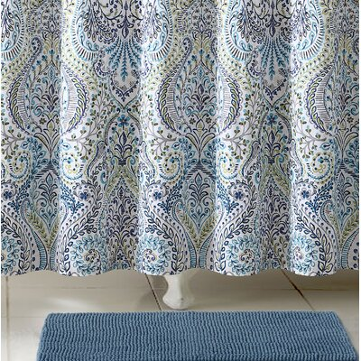 Nan 14 Piece Bath Rug Set Color: Blue