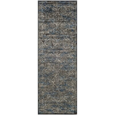 Jara Area Rug Rug Size: Runner 27 x 76