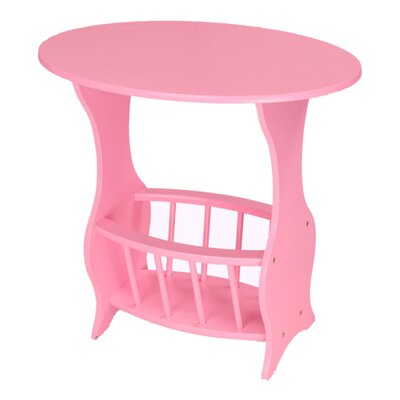 Console Table Color: Pink