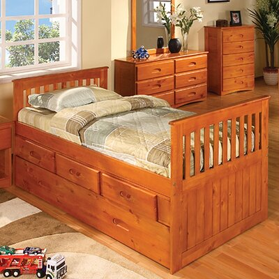 Kaitlyn Twin Panel Customizable Bedroom Set