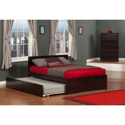 Walker Platform 2 Piece Bedroom Set Finish: Espresso