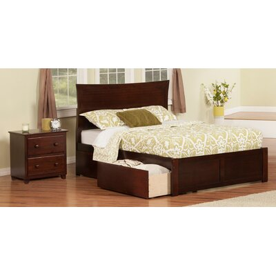 Egon Panel 2 Piece Bedroom Set Size: Twin, Finish: Espresso