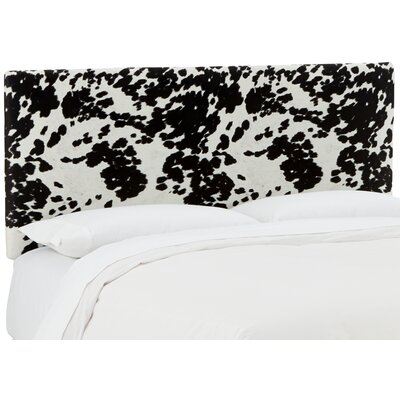 Deirdre Upholstered Panel Headboard Size: Queen