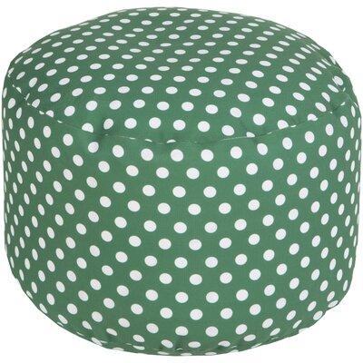 Valentina Pouf Upholstery: Green