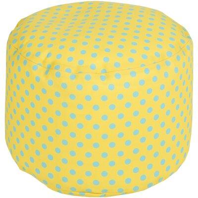 Valentina Pouf Ottoman Upholstery: Sunflower