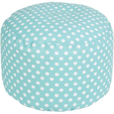 Valentina Pouf Upholstery: Sky Blue