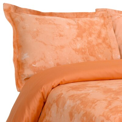 Miles 300 Thread Count 100% Cotton Sheet Set Color: Coral, Size: King