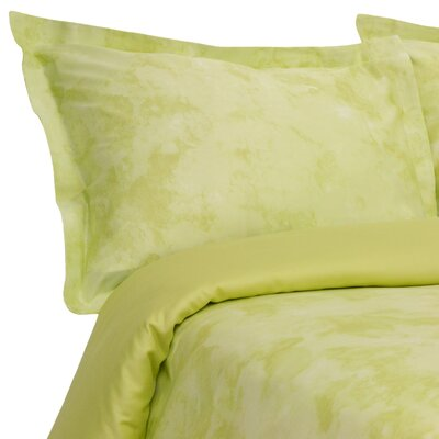 Miles 300 Thread Count Sheet Set Color: Lemon / Lime, Size: California King