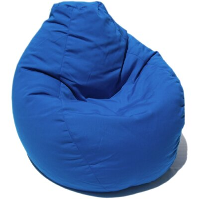 Bean Bag Chair Upholstery: Pacific Blue