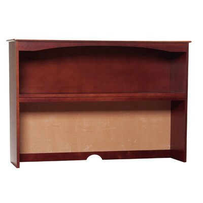 Bonneau 36 H X 52 W Desk Hutch Finish: Cherry